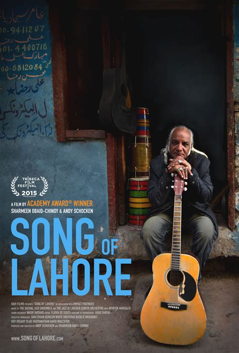 song of 2015 song of lahore selected for prestigious tribeca