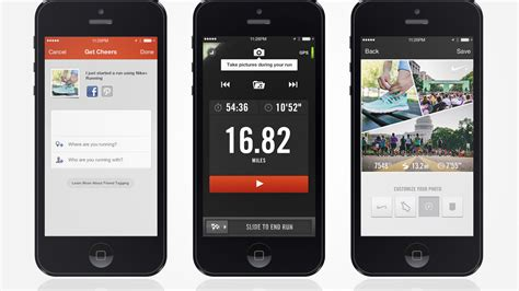 nike shoes app nike news nike running app update introduces photo