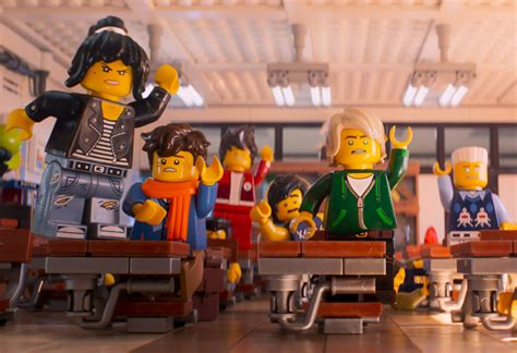 ninjago film lego ninjago movie producers on the lego universe collider