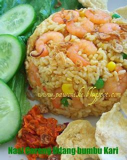 buat nasi goreng udang pawonike this is my kitchen rules masak bareng