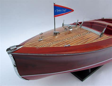 chris craft wooden boat model kits model boat chris craft 1940