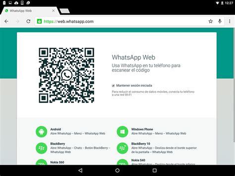 tutorial para instalar whatsapp pc c 243 mo instalar whatsapp en un tablet androidpit