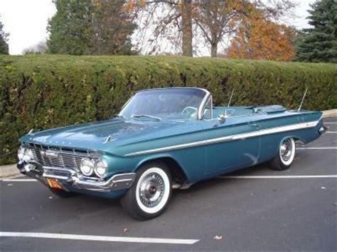 1961 Chevrolet Impala   1961 Chevrolet Impala Convertible