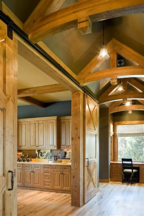 "A Flexible Kitchen Design ? open floor plan with a ""close"