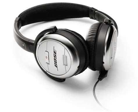 quiet comfort bose quietcomfort acoustic noise cancelling headphones