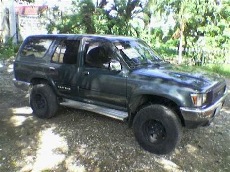 Toyota Surf Philippines 2001 Toyota Hilux Surf Ssr Limited For Sale From Laguna