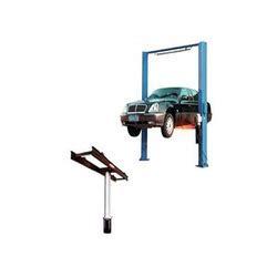 Carwash Lift Tipe X Auto Garage Equipments Four Wheel Washing Equipments