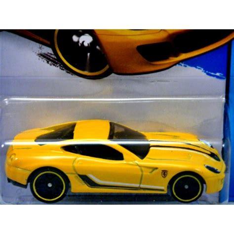 Hotwheels 599 Gtb Fiorano wheels 599 gtb fiorano global diecast direct