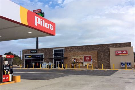 Pilot Flying J Opens 3 New Truck Stops This Month   Trucking News Online