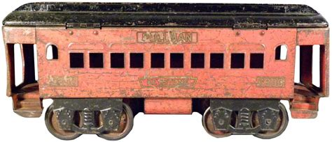 Railway Car Metal Diskon keystone pressed steel pullman car