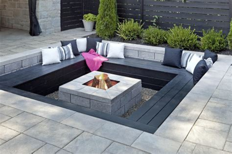 8 Modern Outdoor Fire Pits Modern Outdoor Firepit