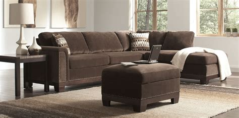 Coaster Mason Sectional Sofa Set Chocolate 50364 Sofa Coaster Sectional Sofa