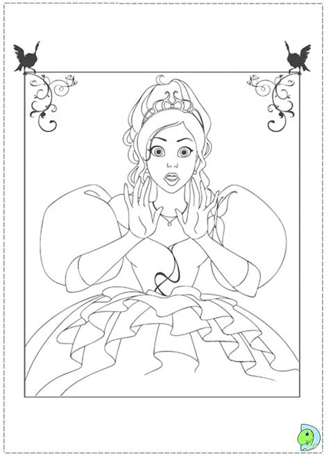 enchanted princess coloring pages 79 princess coloring pages 69 best coloring