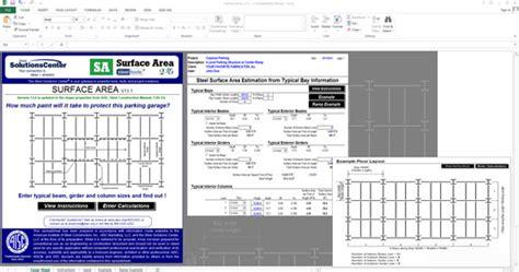 Steel Takeoff Spreadsheet by Estimating Steel Building Cost Structural Steel