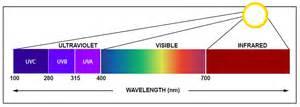 Wavelength Light by Uv Radiation Archives World Expert On Sunglasses