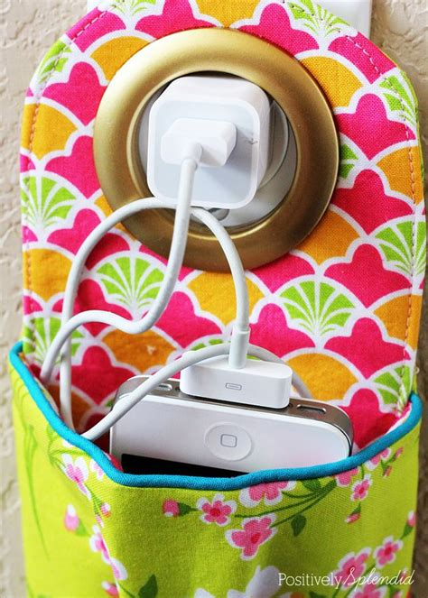 hanging charging station 1000 images about phone charger holder on pinterest