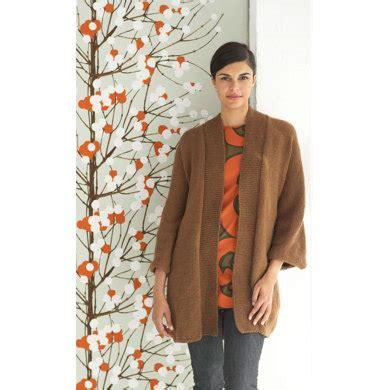 coat pattern ease zen coat in lion brand wool ease 70714ad knitting