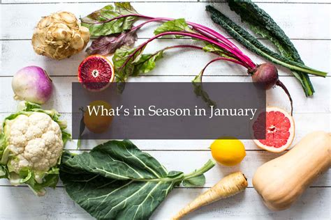 vegetables in season in january what s in season in january simplyrecipes