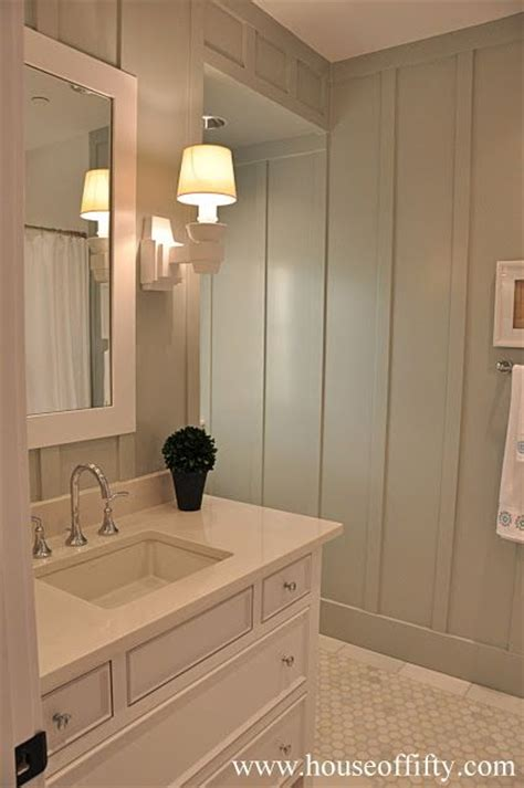 floor to ceiling wainscoting downstairs bathroom floor to ceiling wainscoting of