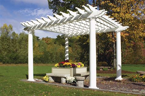 garden gazebo kits white vinyl gazebo kit pergola design ideas