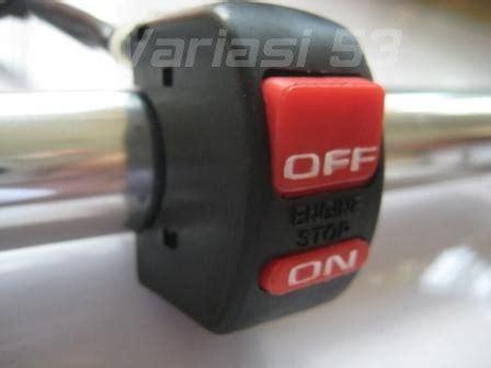 Saklar Engine Thailand toko variasi 53 aksesoris motor variasi motor