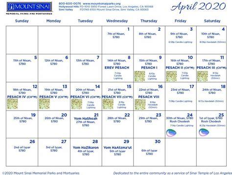 jewish holidays october  calendar template printable