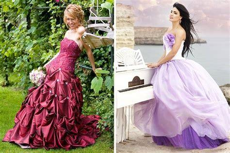 Brautkleid Farbig by Brautkleid Problemzonen Kaschieren Hochzeitsportal24