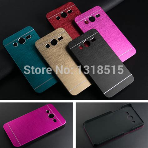 Samsung Galaxy 2 G355h Motomo Hardcase Cover aliexpress buy luxury brushed metal aluminium material for samsung galaxy 2