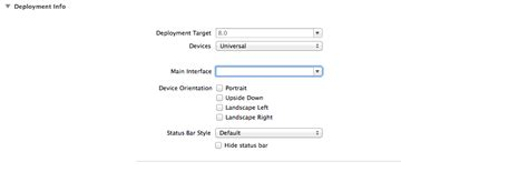 xcode universal layout developing universal in xcode 6
