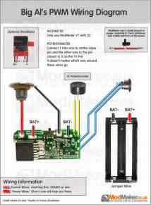 big al s sled mount 4s pwm wiring diagram vape box mods