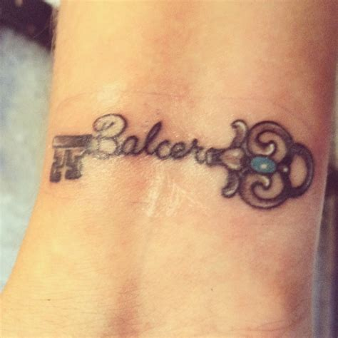 skeleton key tattoo skelton key on the inside of my wrist my style