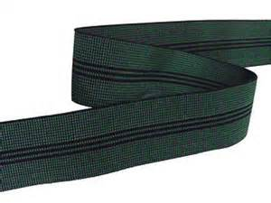 Upholstery Elastic Webbing by Rubber Pirelli Elastic Webbing Fasteners Upholstery
