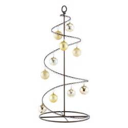 spiral tree ornament stand
