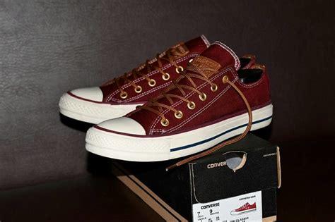 Harga Sepatu Converse Yg Asli sepatu converse chuck clasic premium bnib model