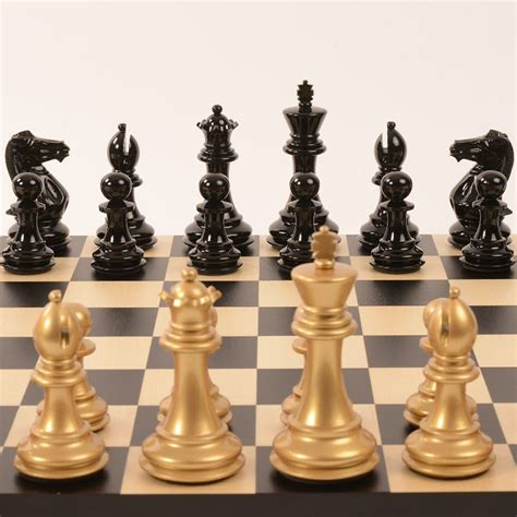 beautiful chess sets bold chess set by purling london metallic luxury boards