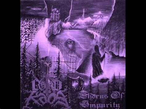 Kaos Metal No 46 lord kaos thorns of impurity freezing ornate throne
