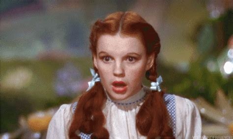 dorothy gif wizard of oz omg gif find on giphy