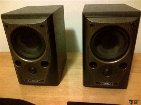 mission m70 bookshelf speakers photo 1406349 canuck