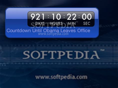 How Many Days Until Obama Leaves Office countdown until obama leaves office mac