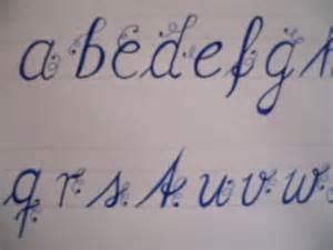 cursive fancy letters how to write cursive fancy lower