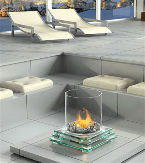 modern outdoor fireplaces the best outdoor decorations