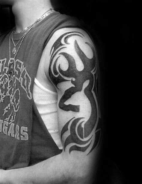 40 browning tattoos for men deer ink design ideas