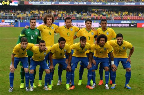 Brazil National Football Team It S Brazil S World Cup To Lose Fivethirtyeight