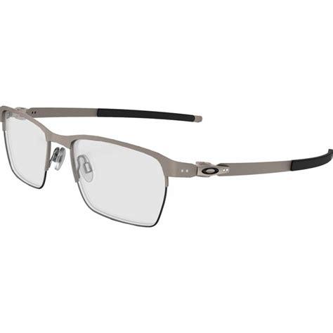 oakley eyeglasses frames titanium