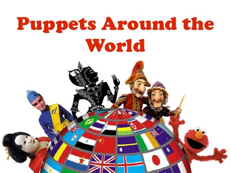 introduction to powerpoint puppets around the world