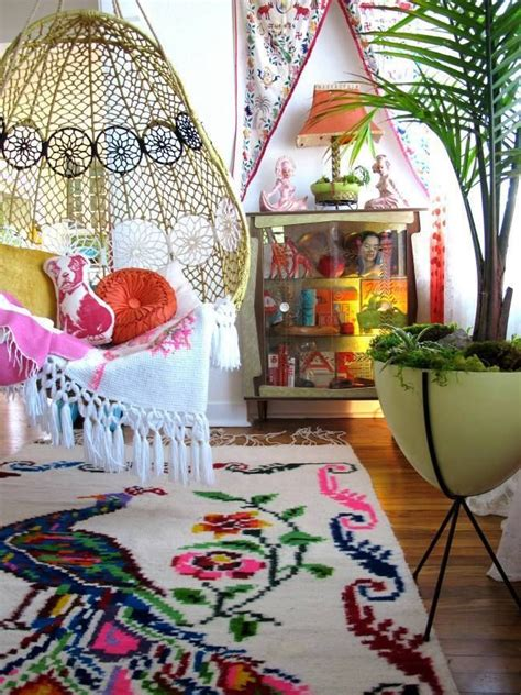 boho style home decor bohemian decor inspiration hippie chic homes feng shui