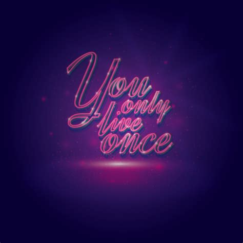 how to make 3d neon light typography creating a glowing neon effect in illustrator