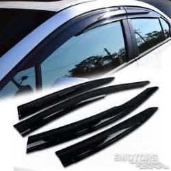 Honda Civic Window Visor Honda Civic 9th Side Window Visor Mugen Sedan 4dr