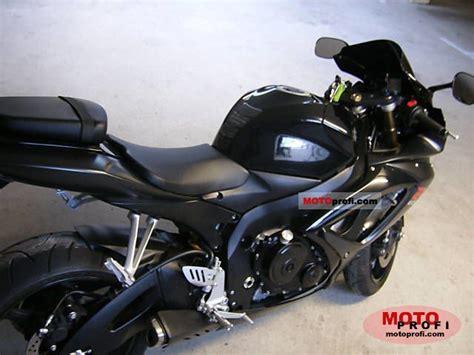 2007 Suzuki Gsxr 600 Horsepower Suzuki Gsx R 600 2007 Specs And Photos