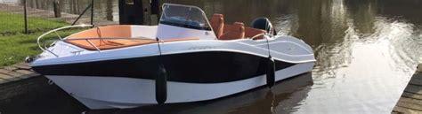 nieuwe consoleboot nieuwe consoleboten bij van dijk watersport